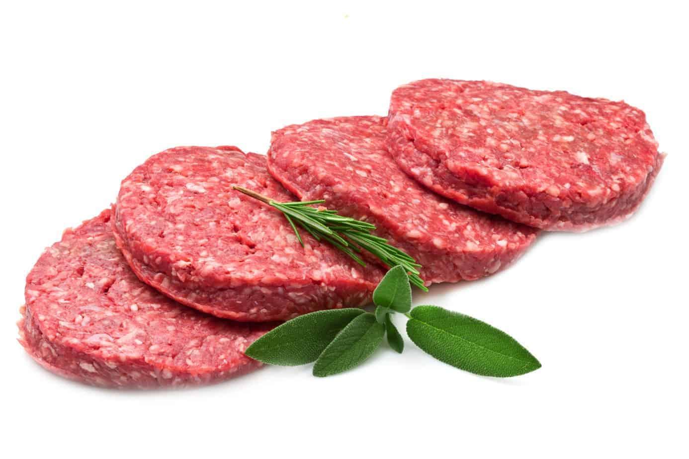Hamburgerfleisch 100 g Dry Aged