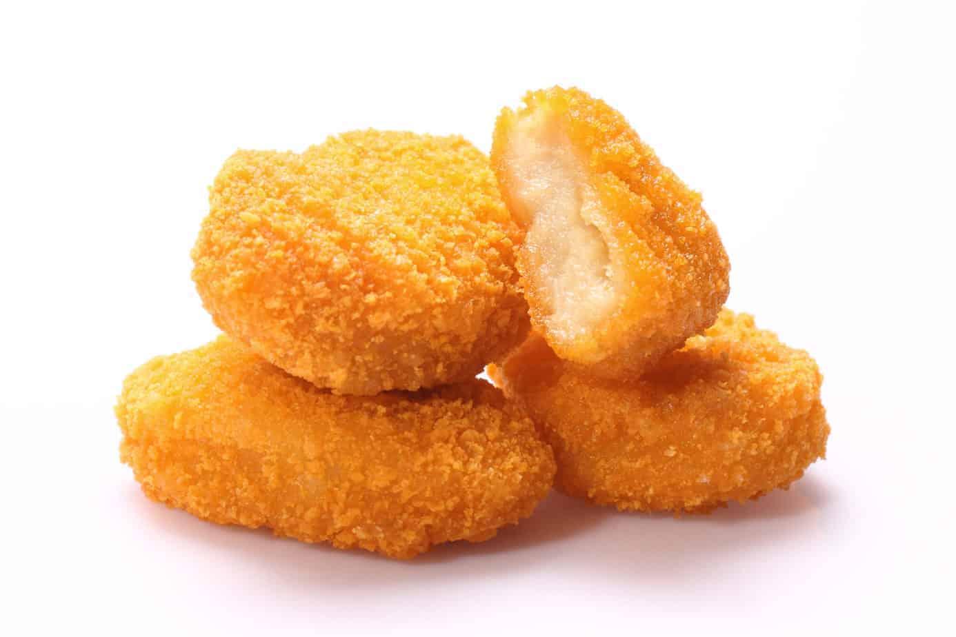 Chicken Nuggets Sprehe