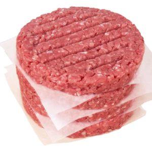 Hamburgerfleisch 125 g Foodworks