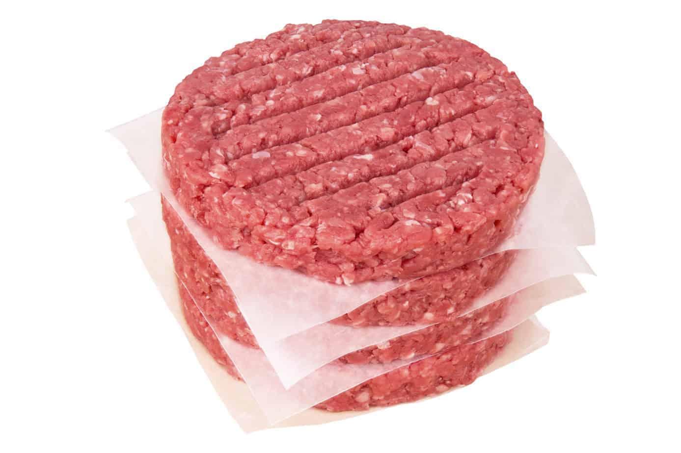 Hamburgerfleisch 180 g Foodworks Angus Beef