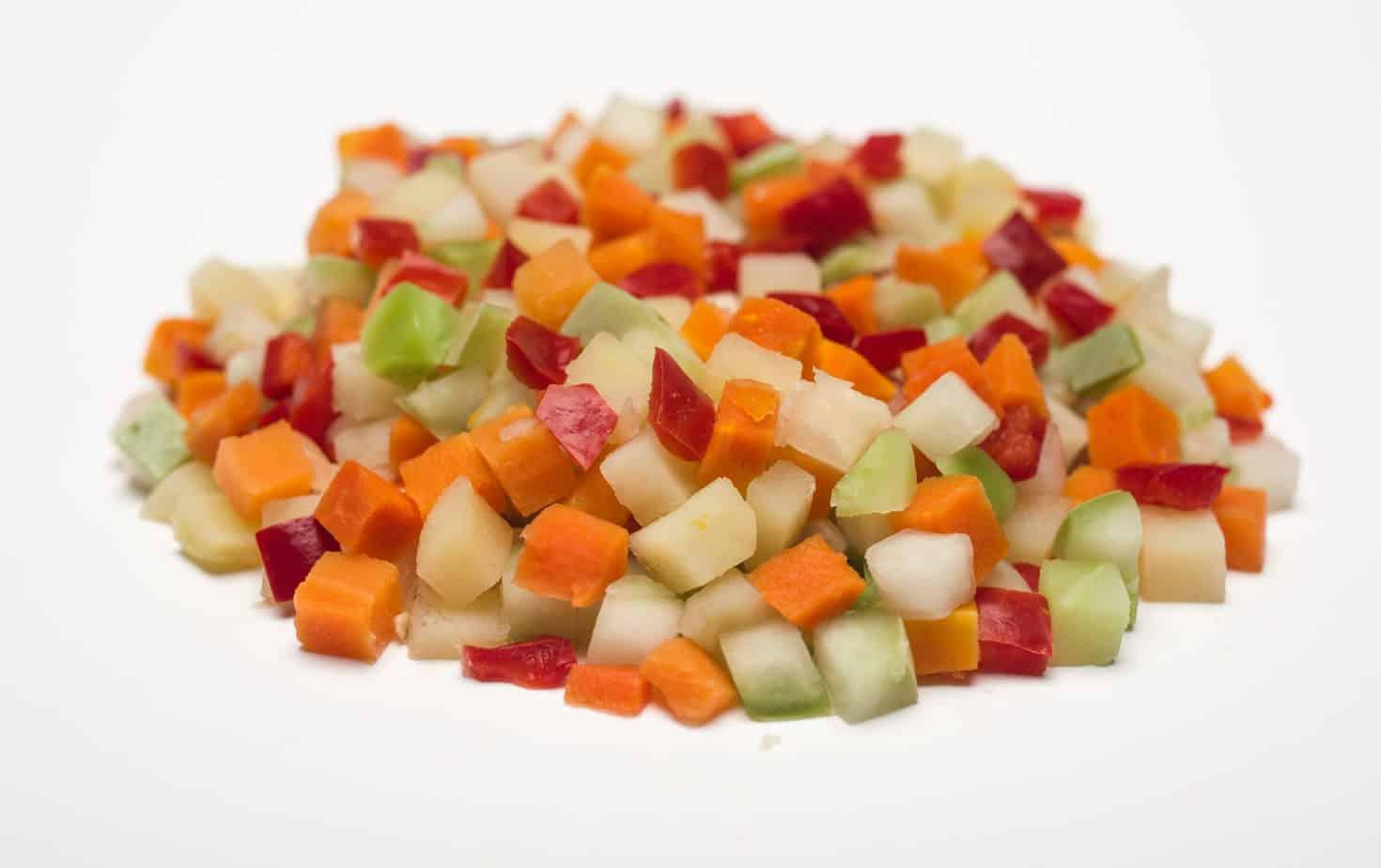 Brunoise-Gemüse-Mix