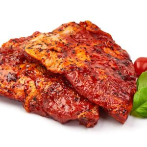 REAL RIBS Smoky Barbecue New Leaf