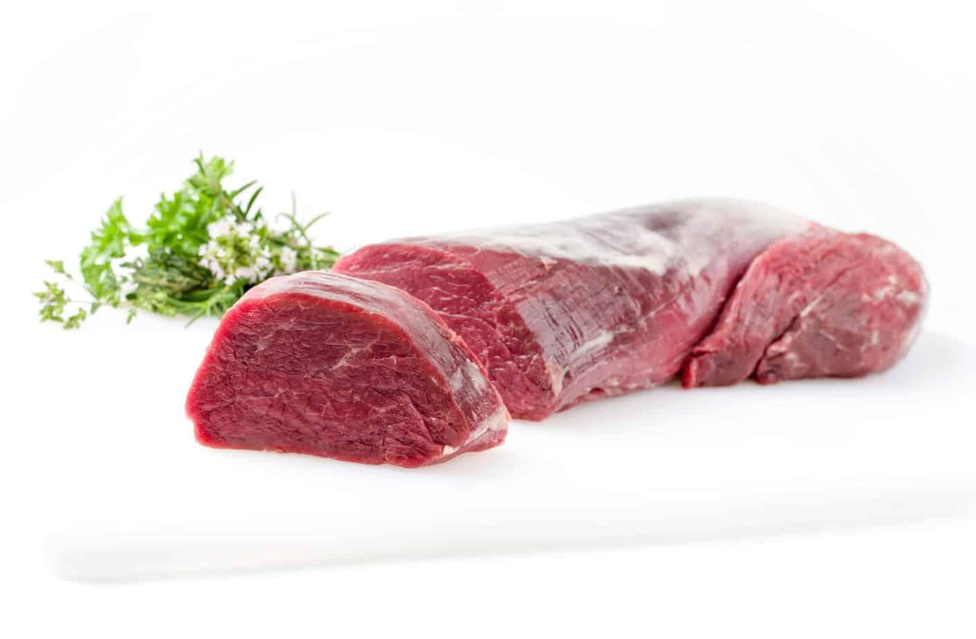 Rinderfilet Südamerika 4-5 lbs