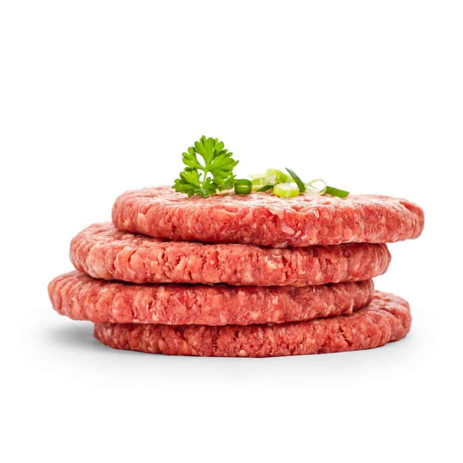 Hamburgerfleisch 100 g Ranch Master