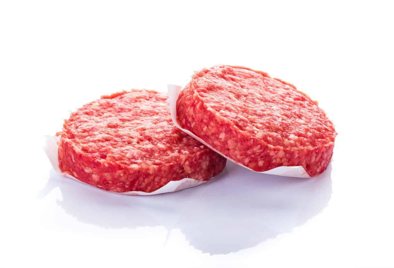 Hamburgerfleisch 200 g Salomon Homestyle Angus Beef