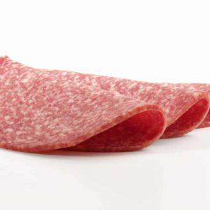 Salami in Scheiben Ø 80 mm