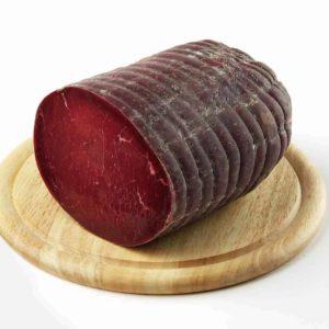 Bresaola (Rindfleisch)