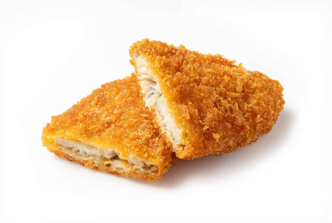 Backfisch-Knusperfilets