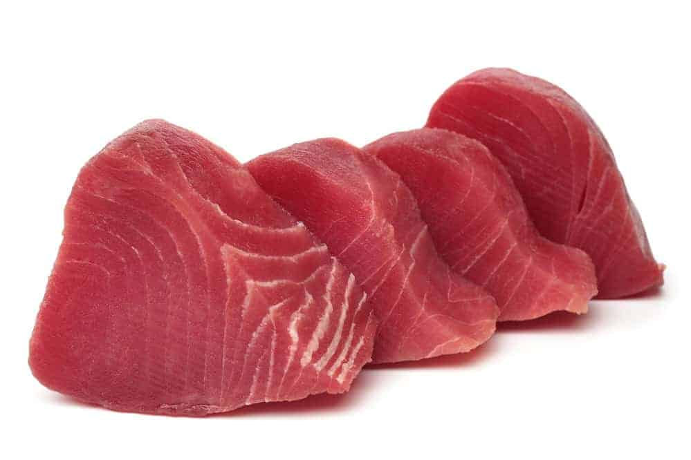 Thunfisch-Loins