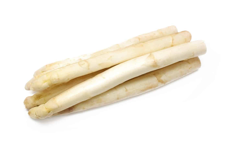 Spargel weiß medium
