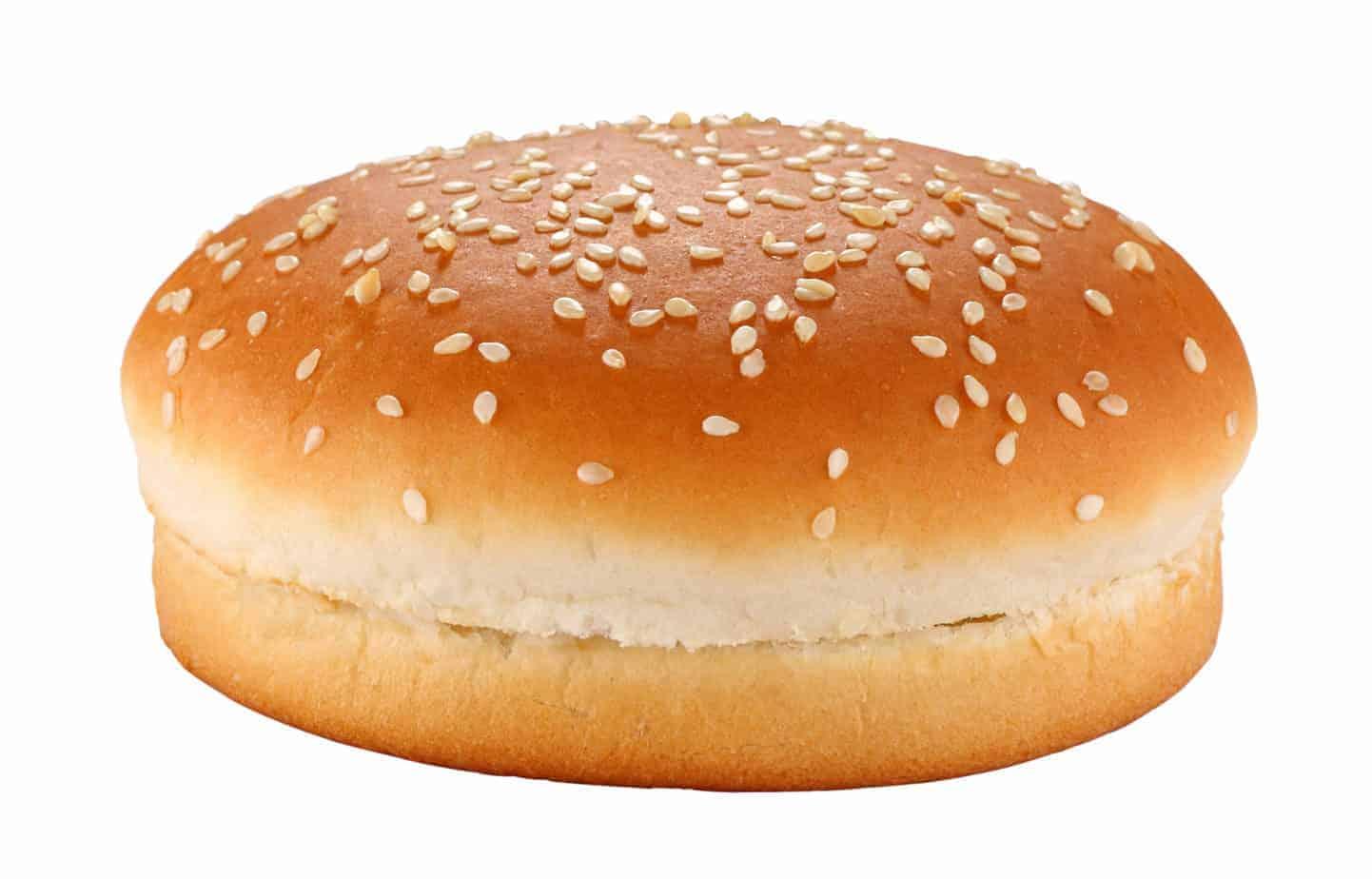Hamburgerbrötchen America 125 mm