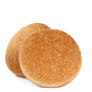 Hamburgerbrötchen soft 100 mm