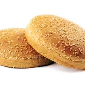 Hamburgerbrötchen 125 mm