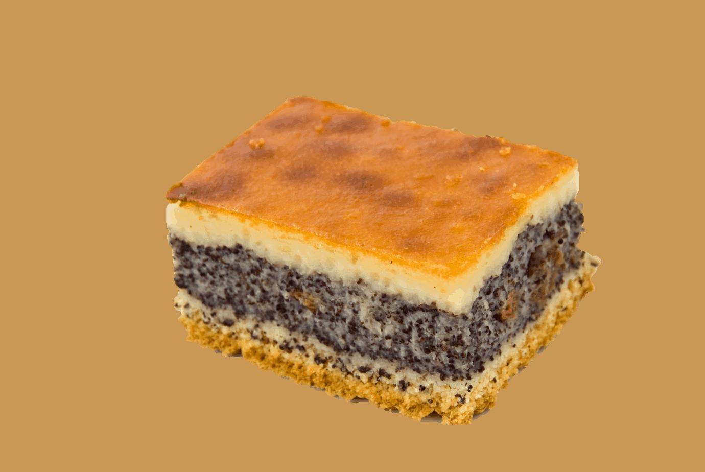 Mohn-/Streusel Blechkuchen