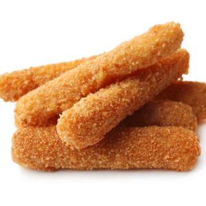 Mozzarellasticks SALOMON (Breaded)